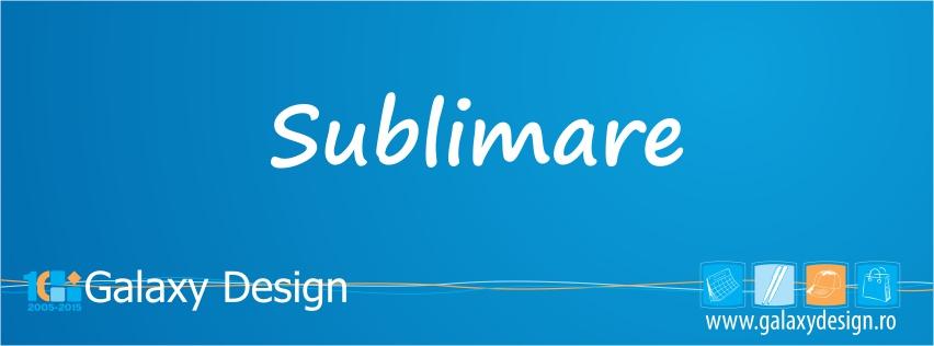 Sublimare - Galaxy Design
