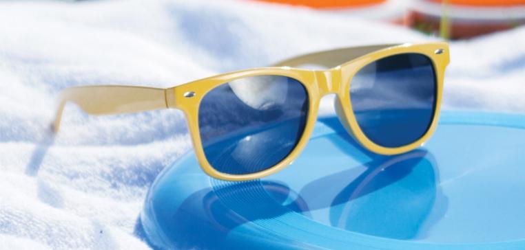 Ochelari de soare personalizati - Galaxy Design