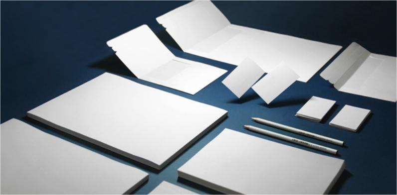 Pachete materiale printate